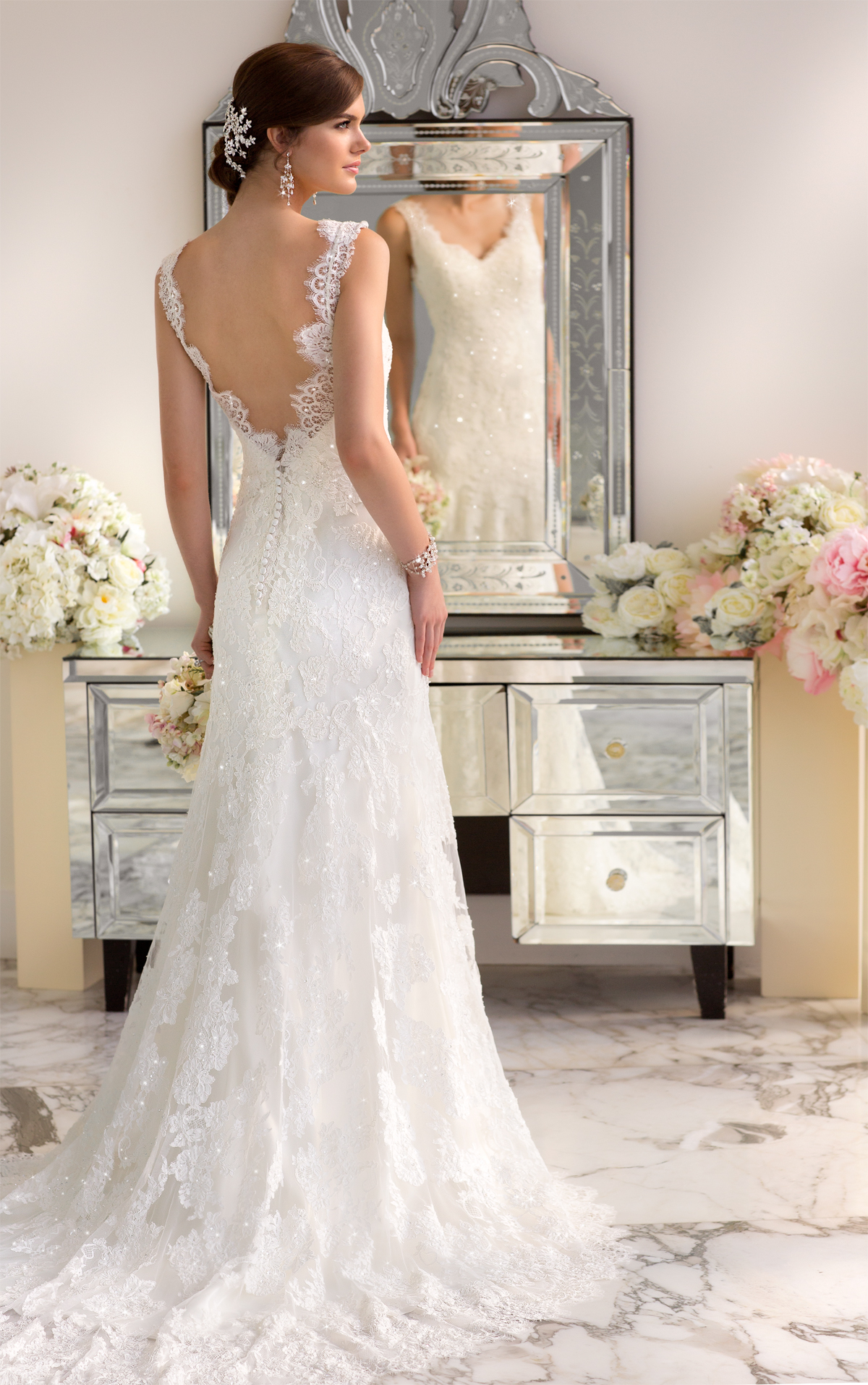 luxurious essense of australia wedding dresses 2014