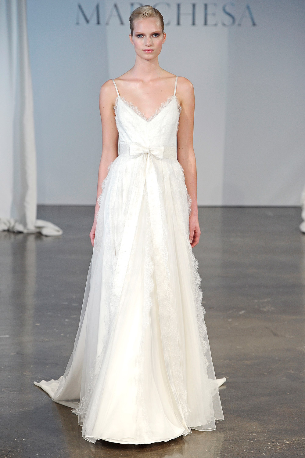 Marchesa Fall 2014 Wedding Dresses marchesa wedding dresses