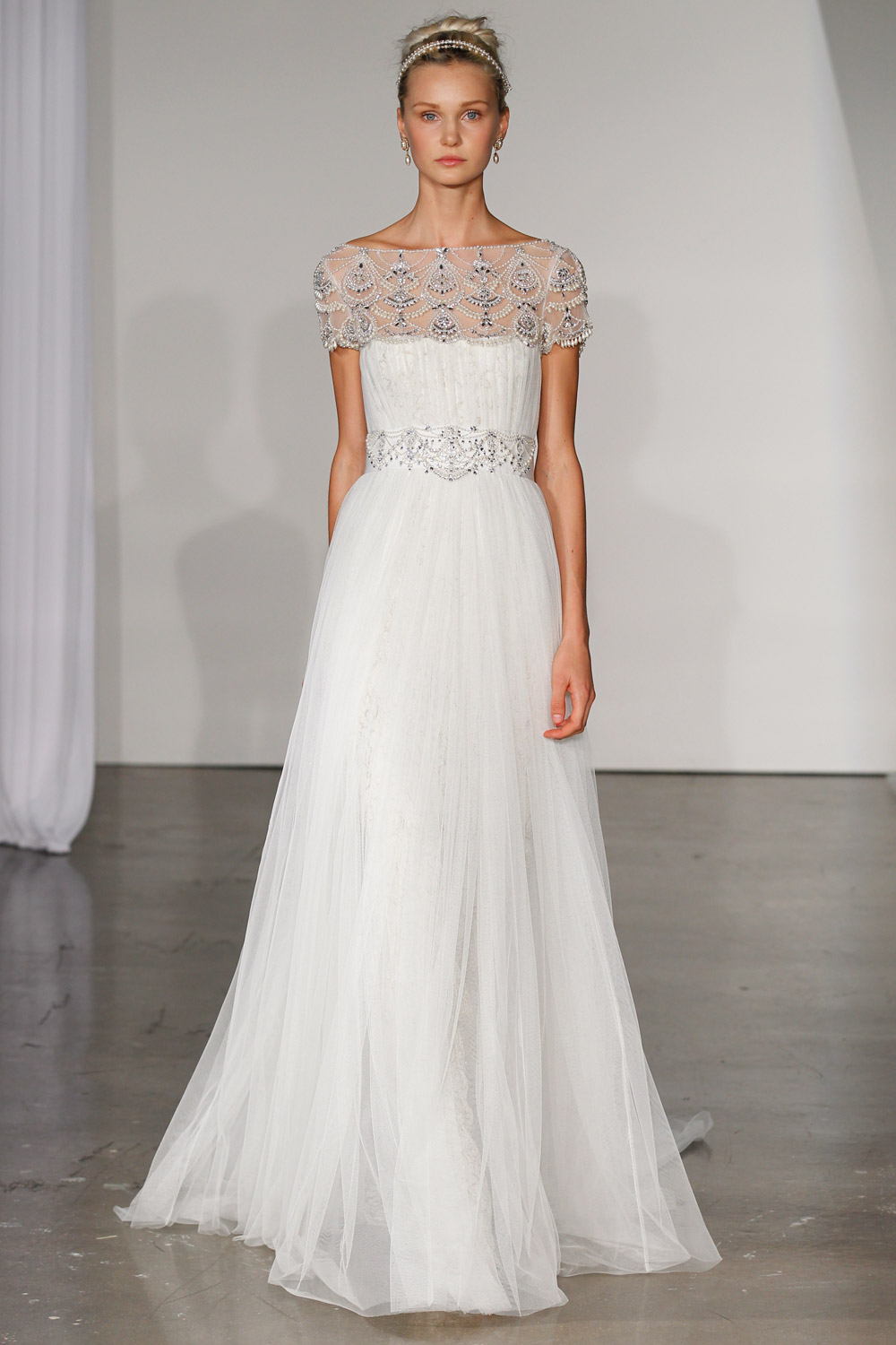 Enchanting marchesa wedding dresses modwedding for Unique wedding dress styles