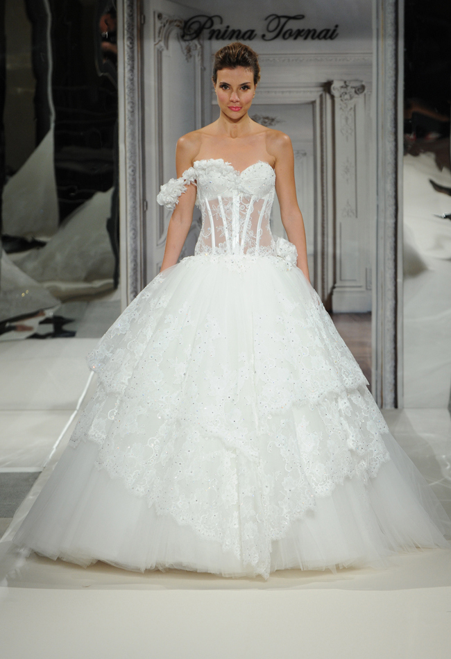 Pnina Tornai Wedding Dresses 2014 - Missy Dress