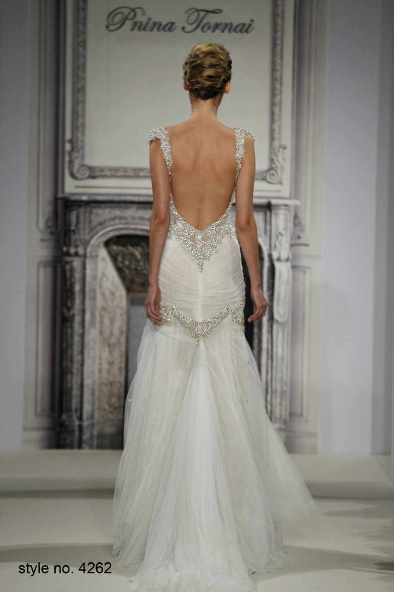 Daring and Sexy Pnina Tornai Wedding Dresses Spring 2014 ...