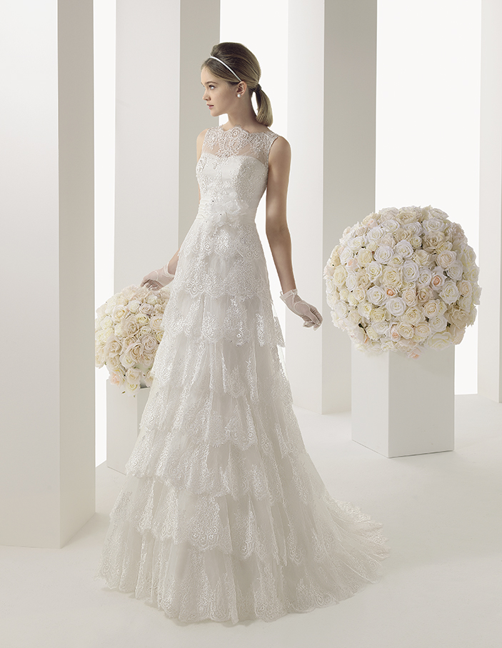 Two by rosa clara wedding dresses 2014 collection part ii for Rosa clara wedding dresses 2014