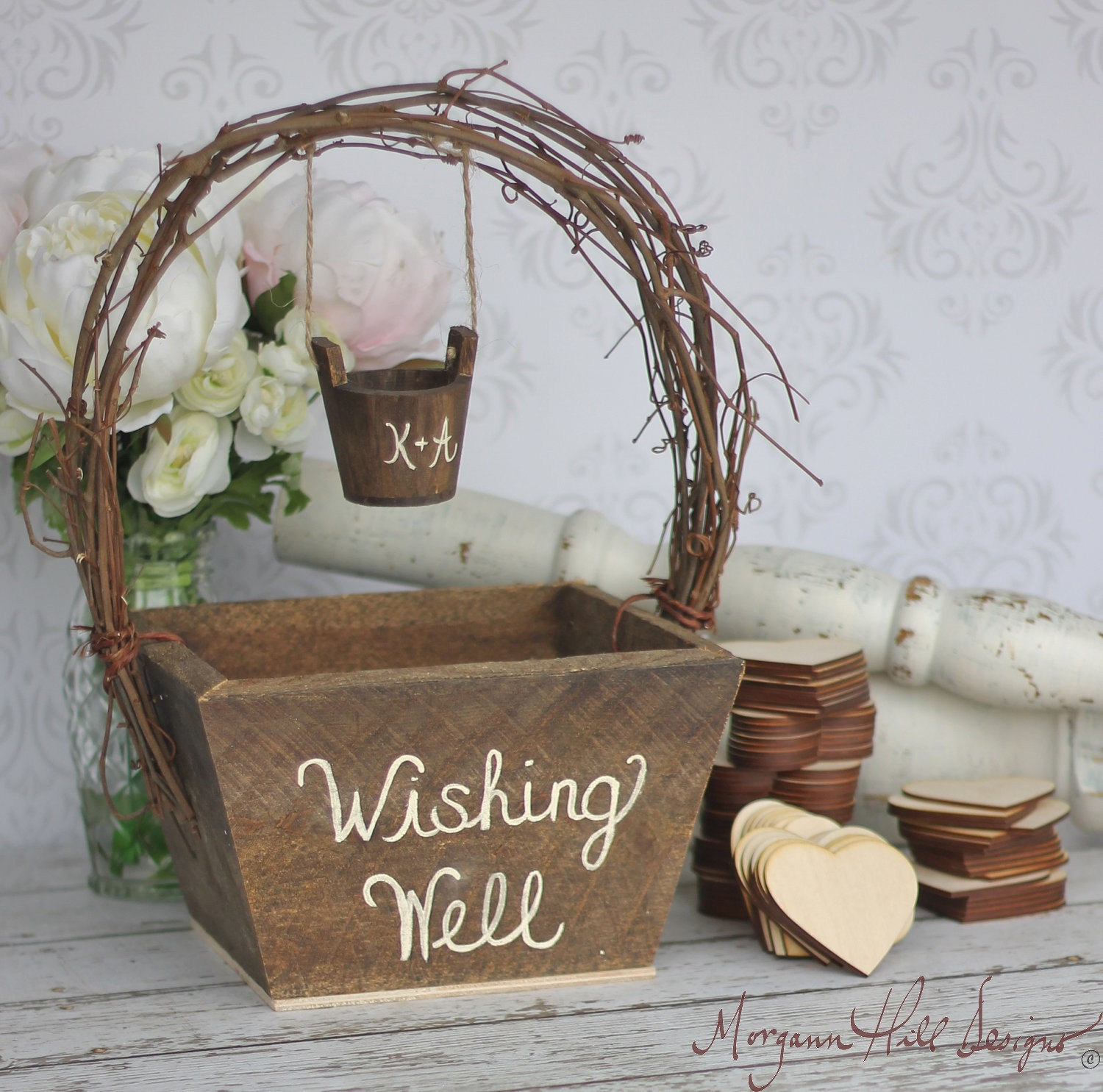 39 rustic chic wedding decoration ideas modwedding rustic wedding ideas 36 01262014 junglespirit Choice Image