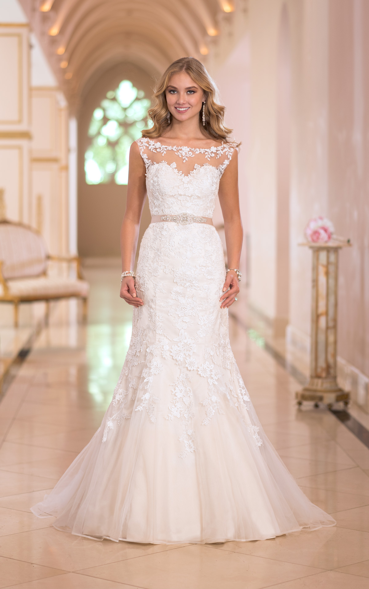 Glamorous stella york wedding dresses 2014 collection modwedding stella york wedding dresses 2014 13 01152014 junglespirit