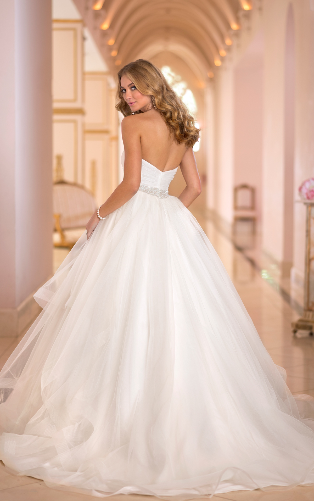 Glamorous Stella York Wedding Dresses 2014 Collection - MODwedding