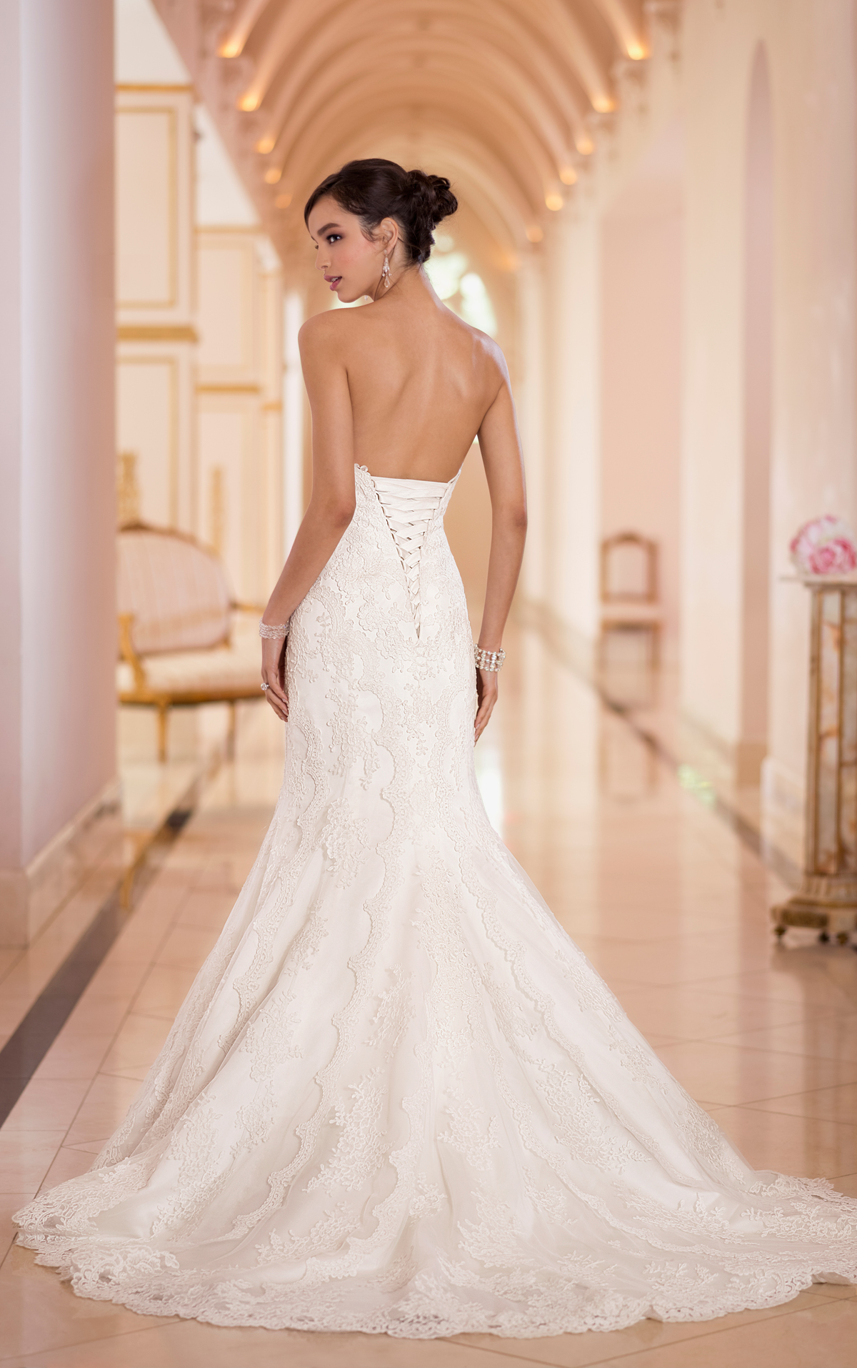 Glamorous stella york wedding dresses 2014 collection for Pictures of sexy wedding dresses