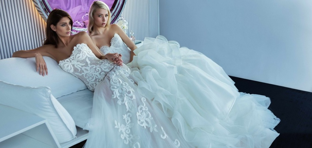 Steven Khalil Wedding Dresses 2014 Collection