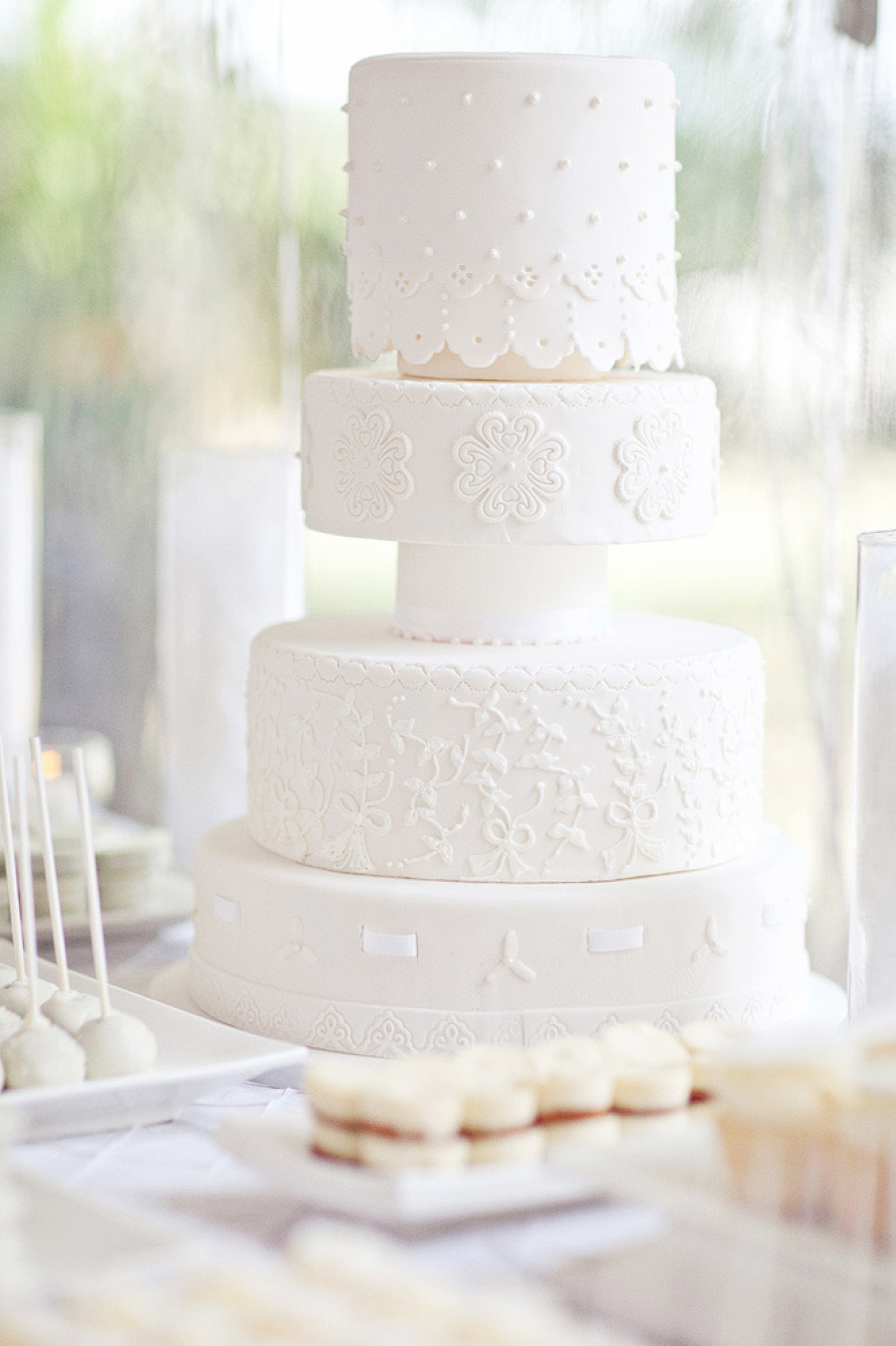 Wedding Cakes We Adore - MODwedding