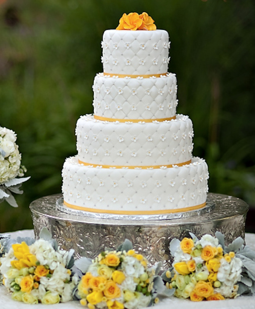 25 Jaw Dropping Beautiful Wedding Cake Ideas MODwedding