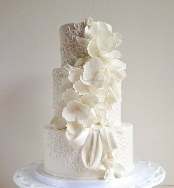 35 Gorgeous Wedding Cakes From Talented The Cake Whisperer