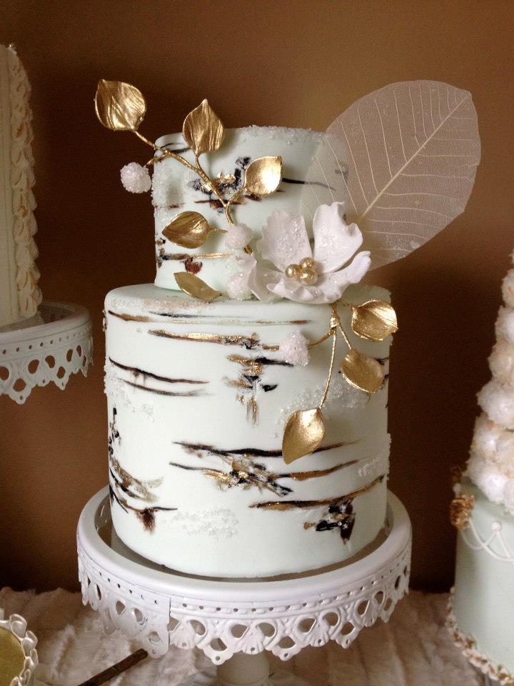 41 super creative wedding cakes with timeless style modwedding. Black Bedroom Furniture Sets. Home Design Ideas