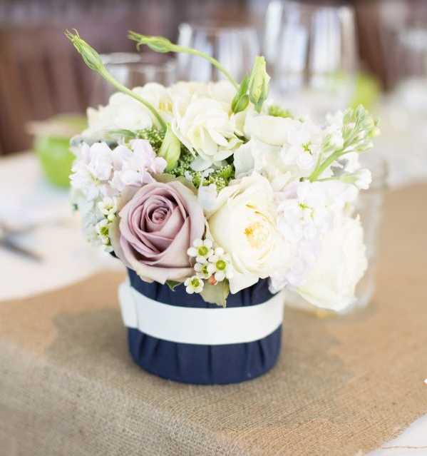 Simple Romantic Wedding Ideas: Super Chic Romantic Wedding Centerpiece Ideas
