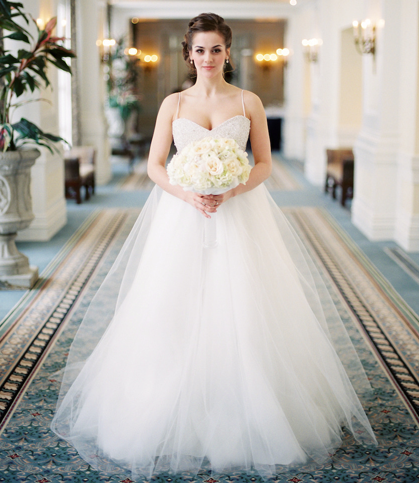 Wedding Dress Ideas: Beautiful Real Brides With Stunning Wedding Dresses