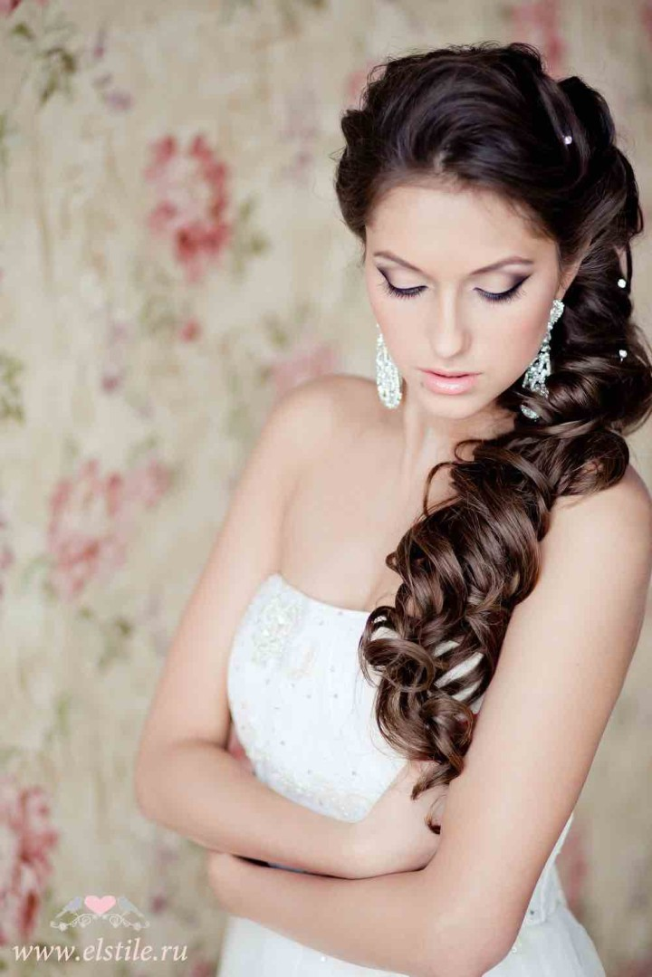 Wedding Hair And Makeup Ct Jonathan Edwards Winery: 21 Classy And Elegant Wedding Hairstyles