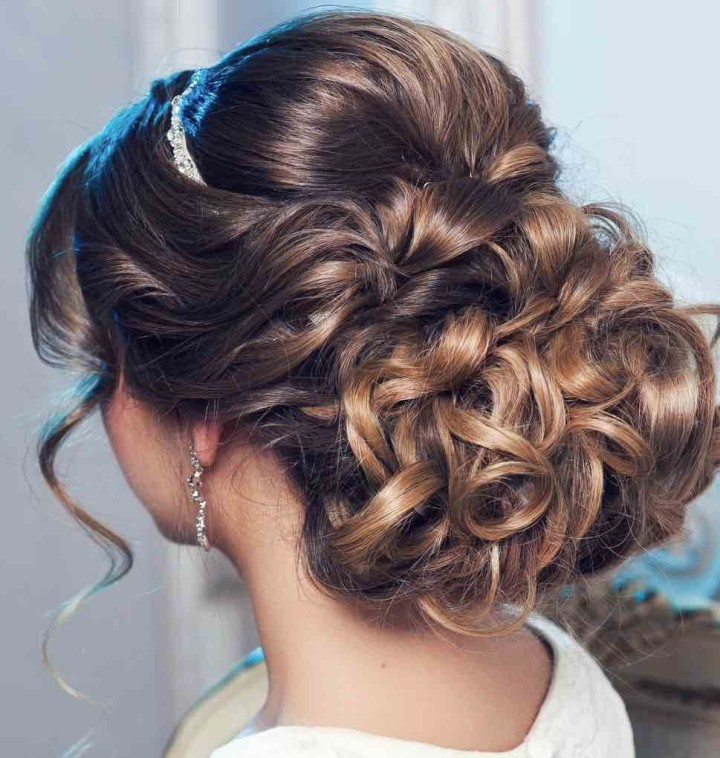 Wedding Hairstyles Ideas: 21 Classy And Elegant Wedding Hairstyles