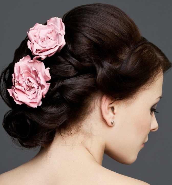 Gorgeous Wedding Hairstyles: 26 Stylish Wedding Hairstyles For A Dreamy Bridal Look