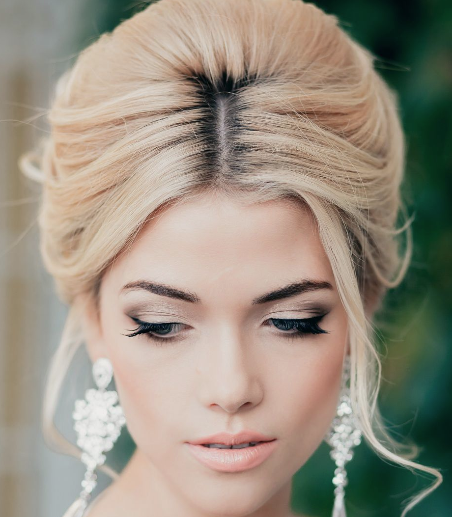 new hair style for 22 new wedding hairstyles to try modwedding 1351