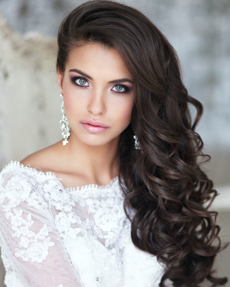 Wedding New Hair Style: 22 New Wedding Hairstyles To Try