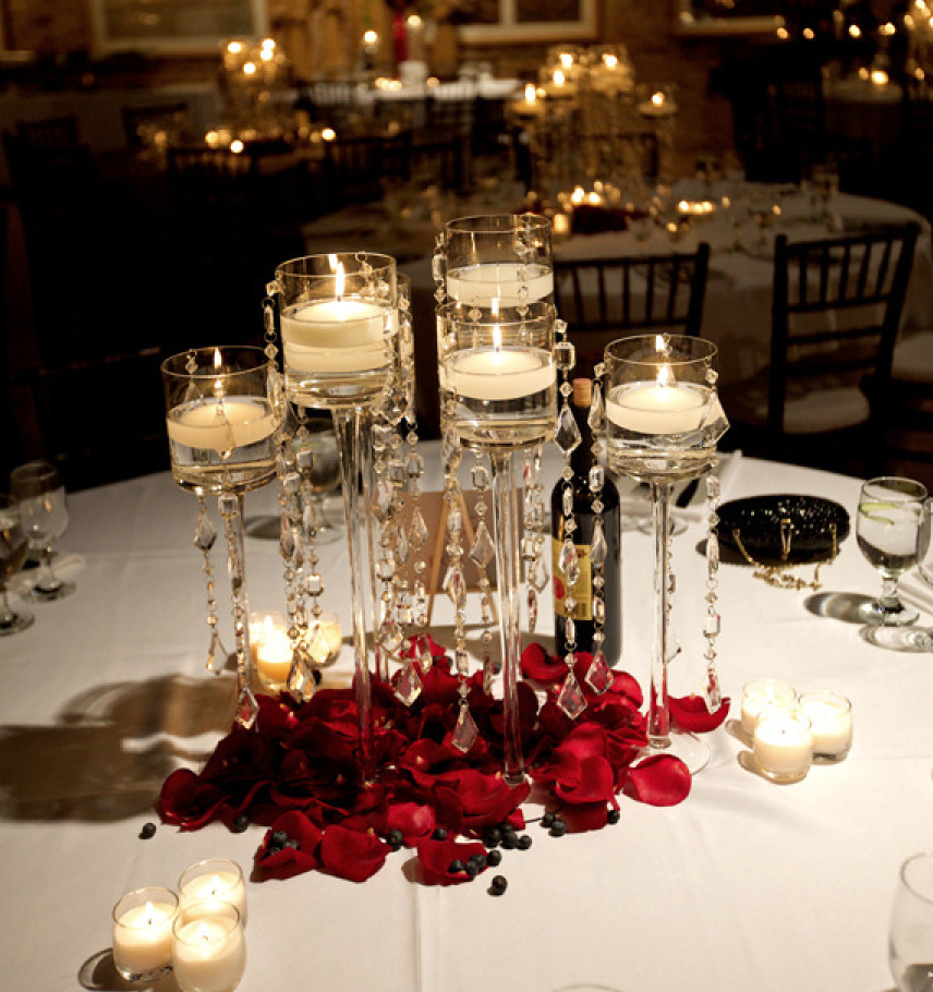 Simple Romantic Wedding Ideas: Simply Gorgeous Wedding Reception Ideas