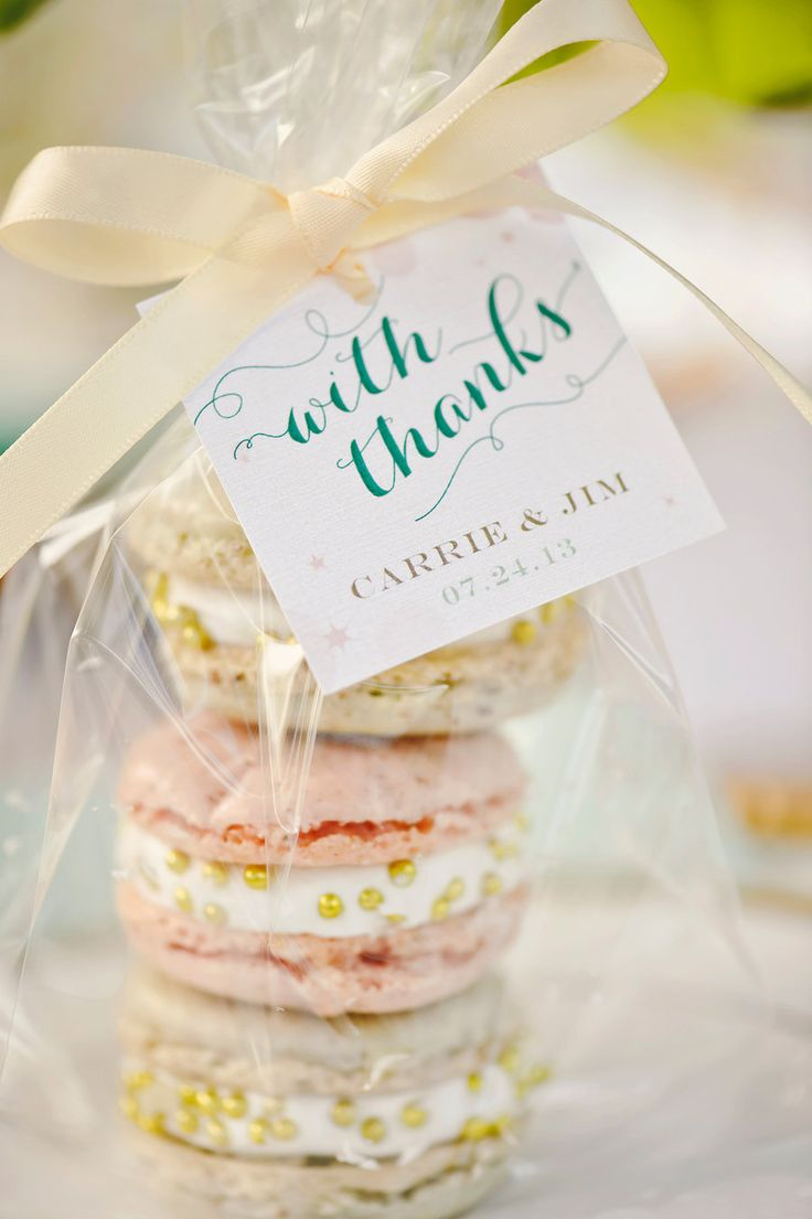 11 Super Creative Wedding Favor Ideas - MODwedding