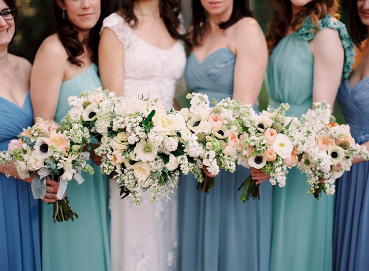 The Prettiest Real Wedding Inspiration