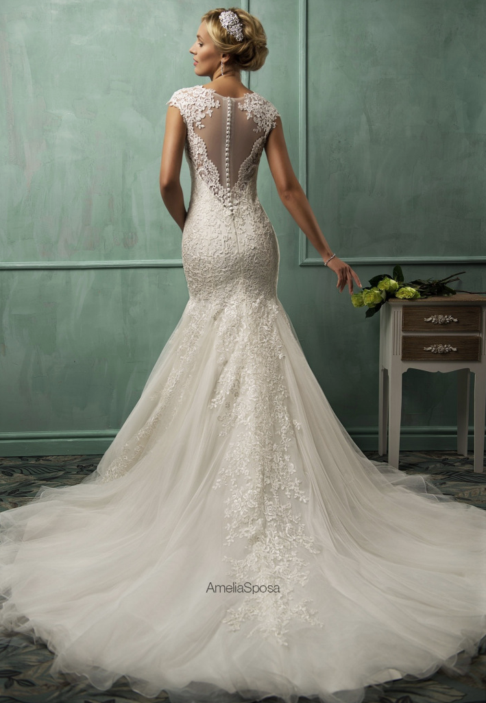 The best gowns from the most in demand wedding dress designers for Most sexy wedding dresses