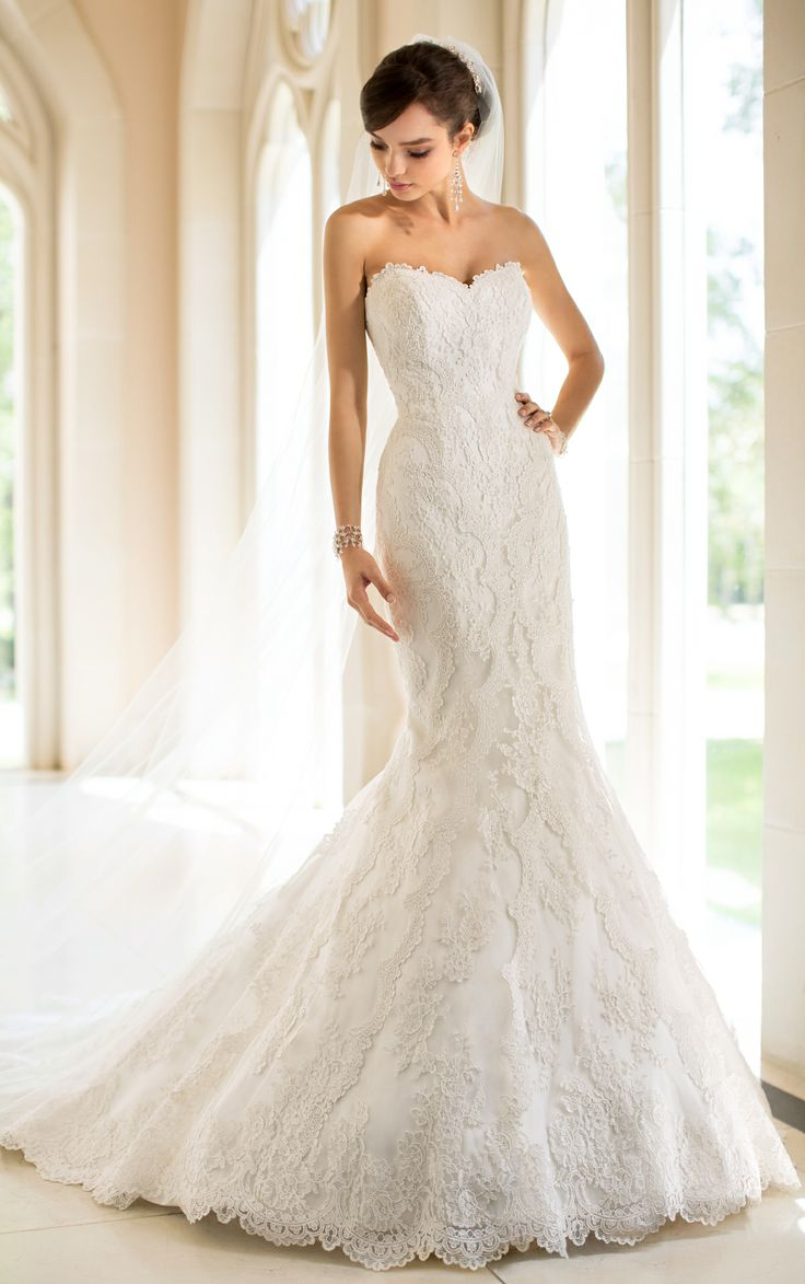 Best Style Of Wedding Dress For Body Type 73