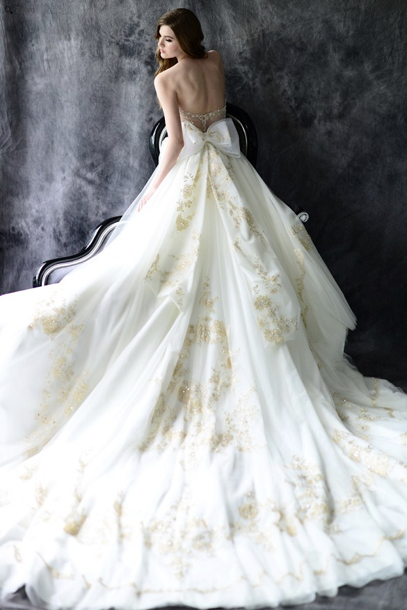 The Best Gowns From Most In Demand Wedding Dress Designers Part 4