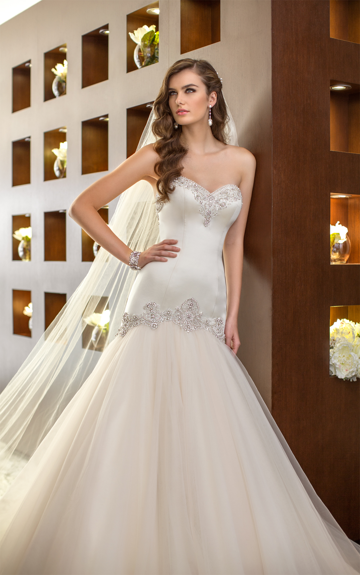 The best gowns from the most in demand wedding dress for Designer wedding dresses uk
