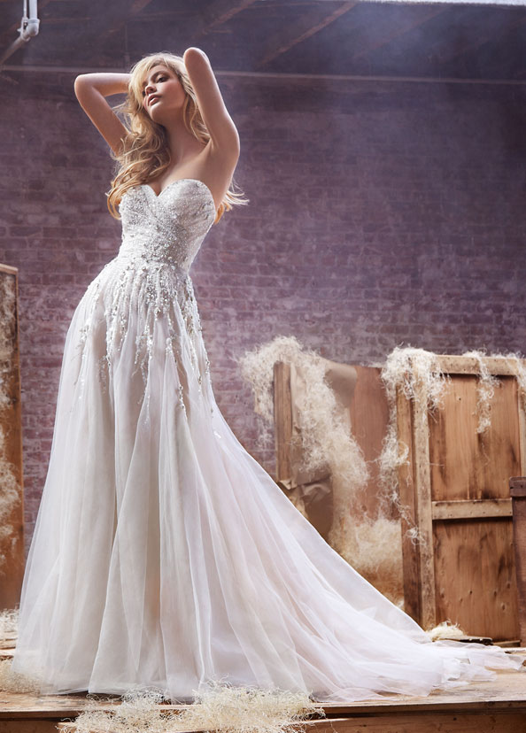 The best gowns from the most in demand wedding dress designers for Top 5 wedding dress designers