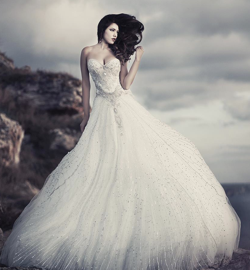The Best Gowns From Most In Demand Wedding Dress Designers Part Iii
