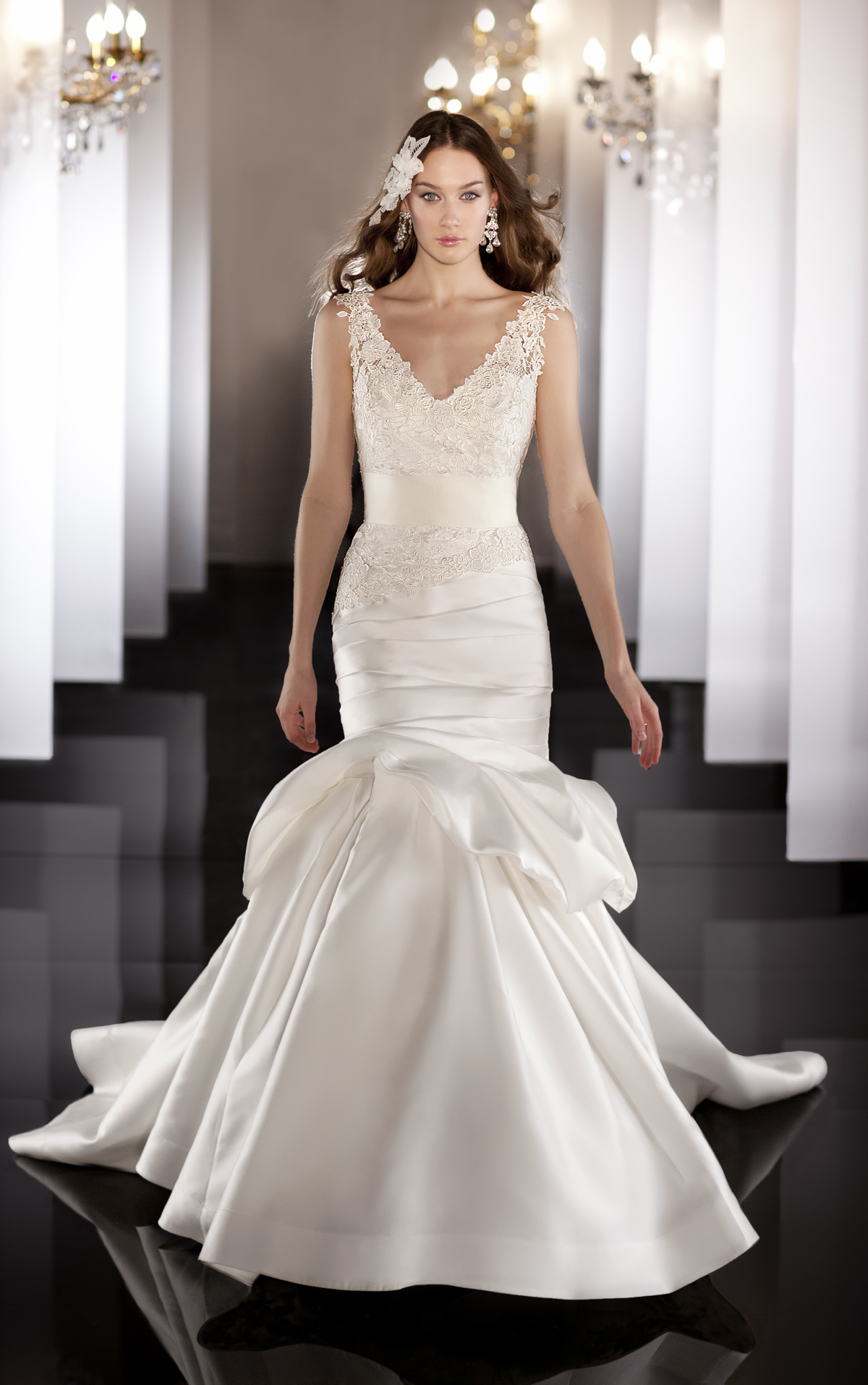 The best gowns from the most in demand wedding dress for Top 5 wedding dress designers