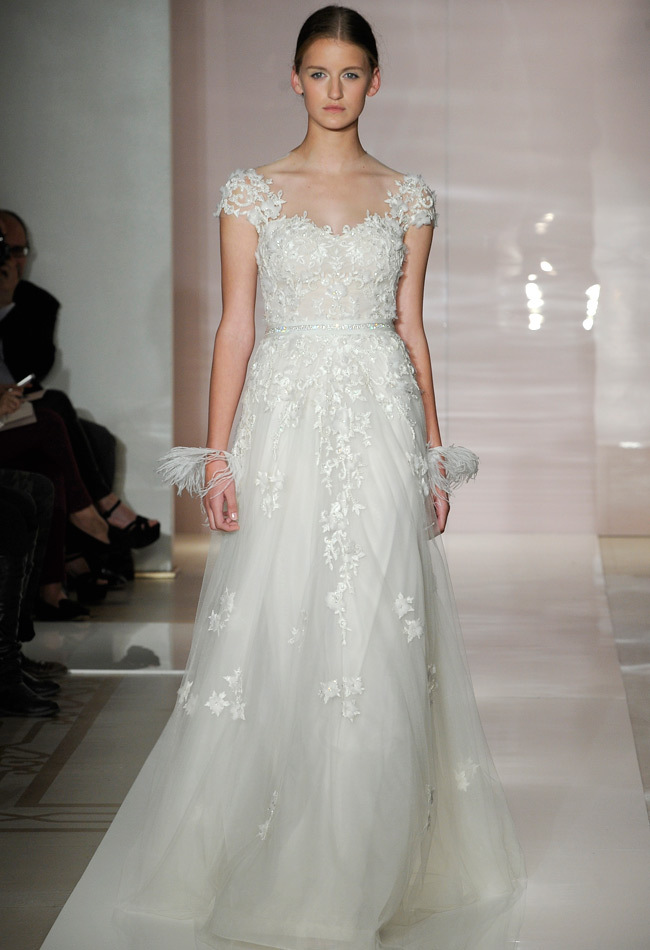 Drop dead gorgeous reem acra wedding dresses 2014 modwedding reem acra wedding dresses 2014 6 02012014 junglespirit