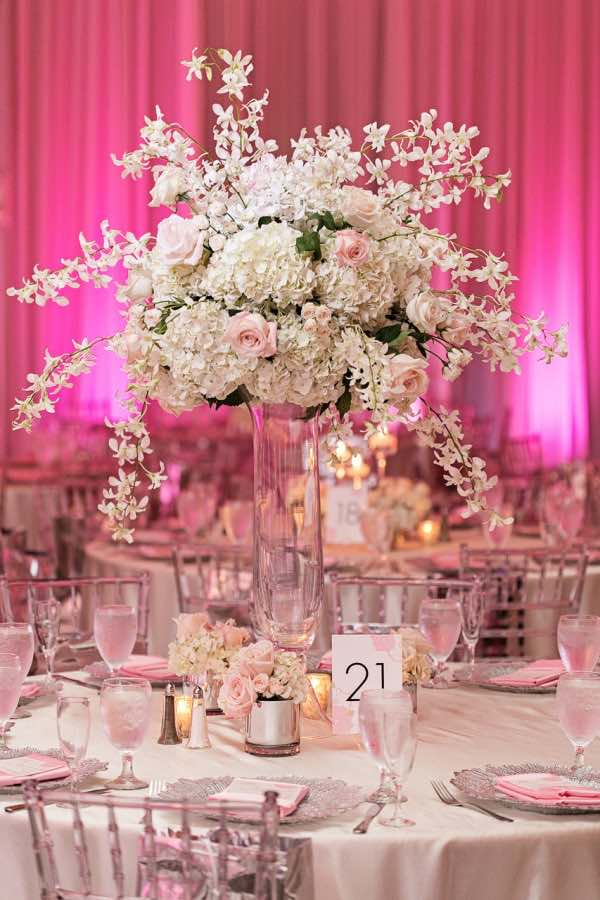 impressive traditional wedding reception ideas