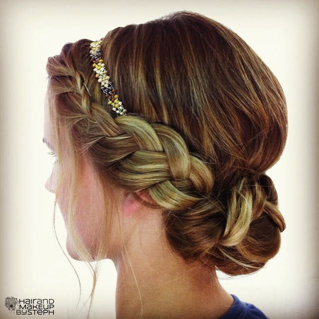 17 Wedding Hairstyles You Ll Adore: Timeless Wedding Hairstyles From Hair And Makeup By Steph