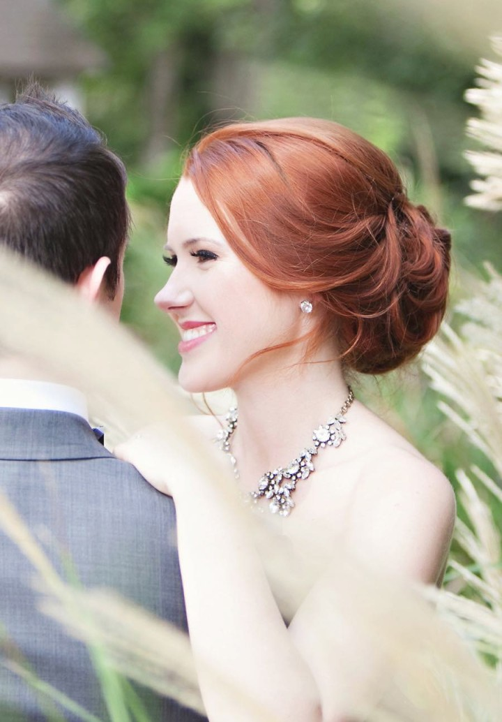 Stunning Wedding Hairstyles Any Modwedding