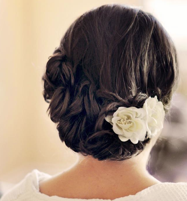 32 Overwhelming Bridesmaids Hairstyles: Creative And Elegant Wedding Hairstyles For Long Hair