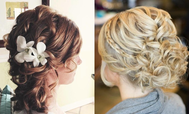 Hairstyle Wedding 2014: Creative And Elegant Wedding Hairstyles For Long Hair