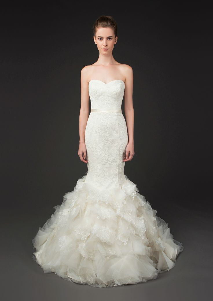 How to choose the best wedding dress silhouette for you for Winnie couture wedding dresses