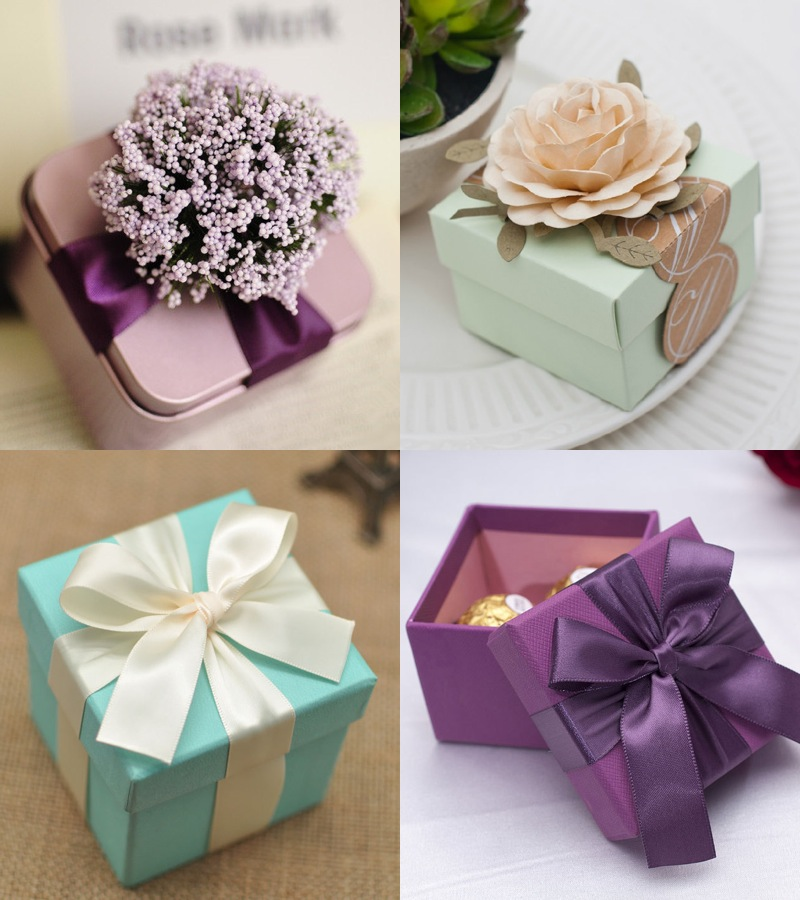 Wedding Gift Ideas For Guests Nz : 25 Fresh Ideas For Wedding Favors - MODwedding