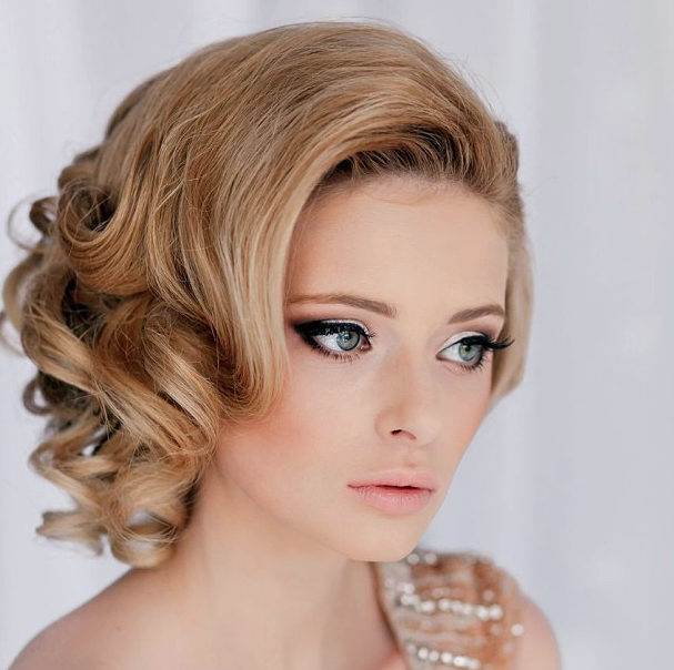 20 Lovely Wedding Guest Hairstyles: 20 Romantic Wedding Hairstyles We Love