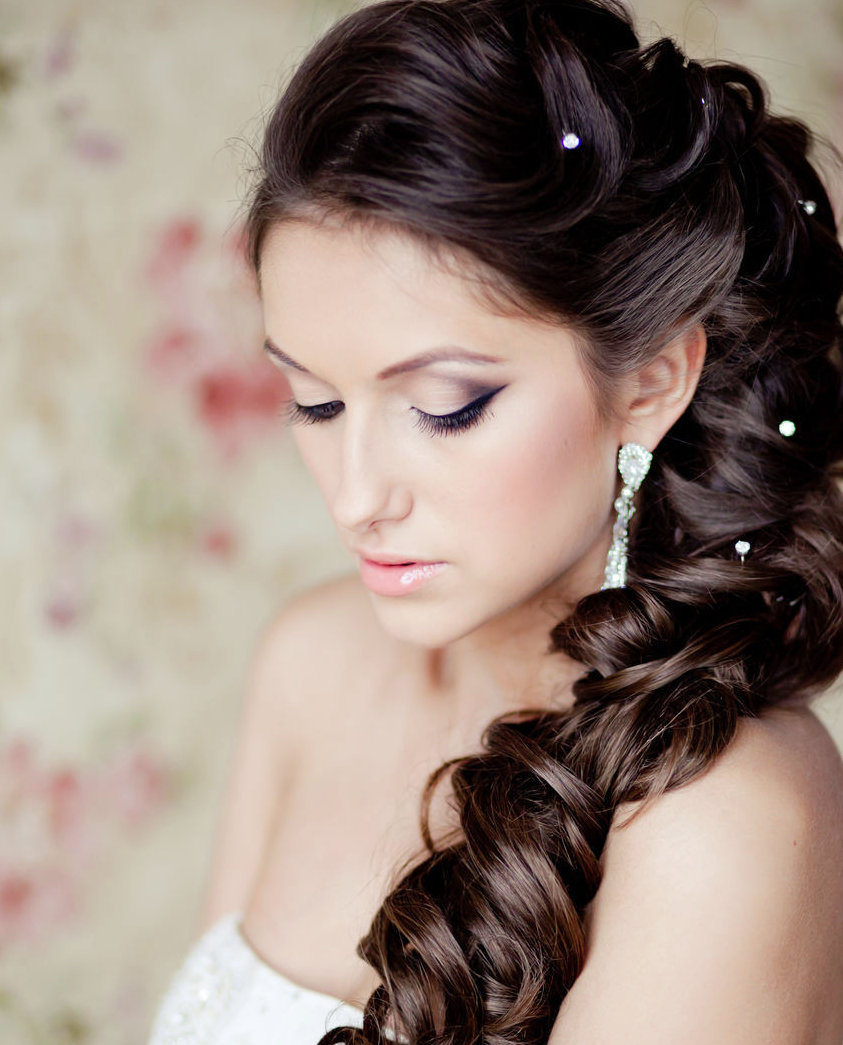 Hairstyle Wedding 2014: 30 Latest Wedding Hairstyles For Inspiration