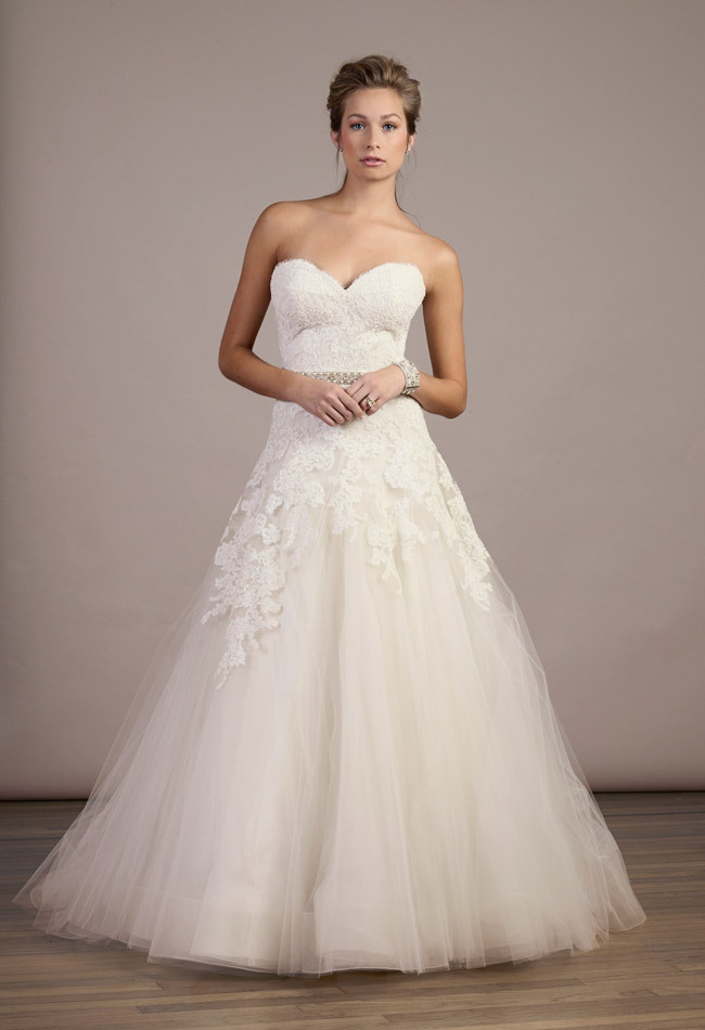Timeless Wedding Dresses - MODwedding