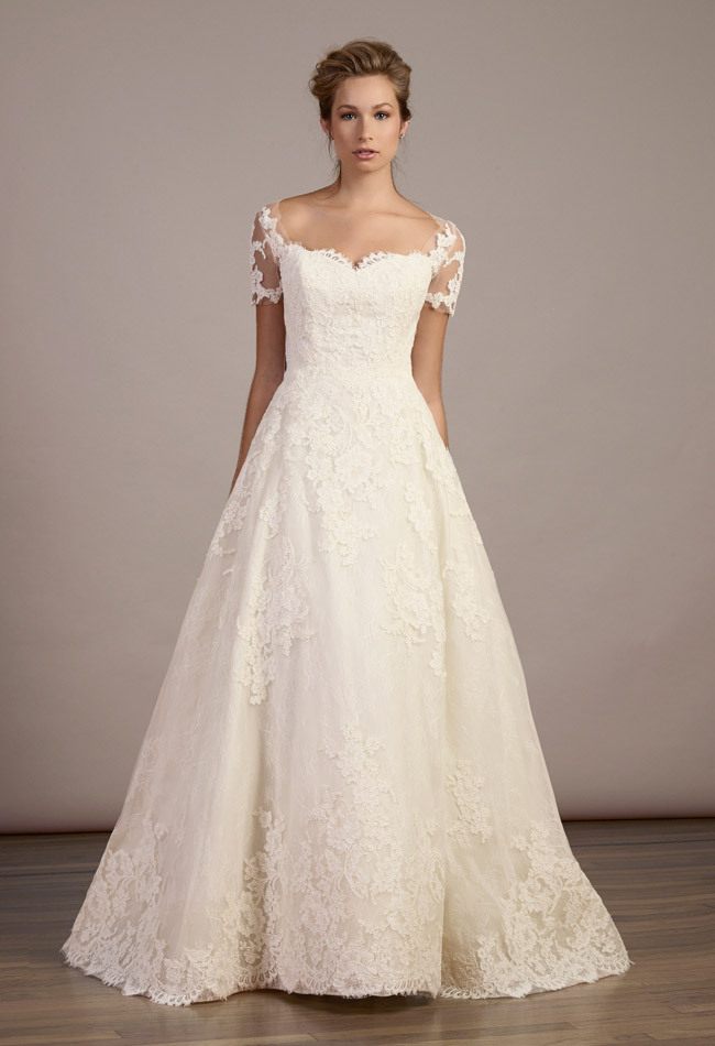 timeless wedding dresses modwedding With timeless wedding dresses