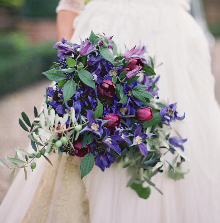 Unique wedding bouquet ideas modwedding for Wedding flowers ideas pictures