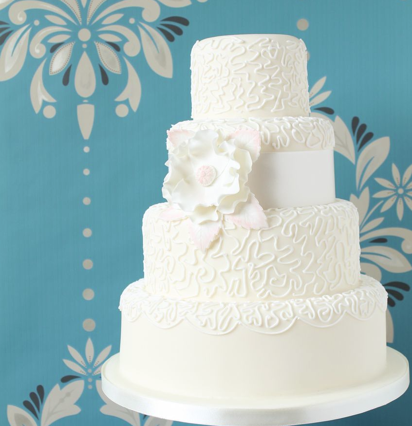 Pick The Perfect Wedding Cakes With These Stunning Ideas