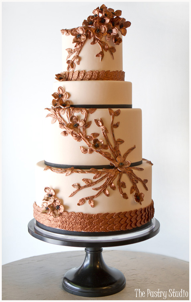 Wedding Cake Design Studio : Jaw-Droppingly Beautiful Wedding Cake Inspiration