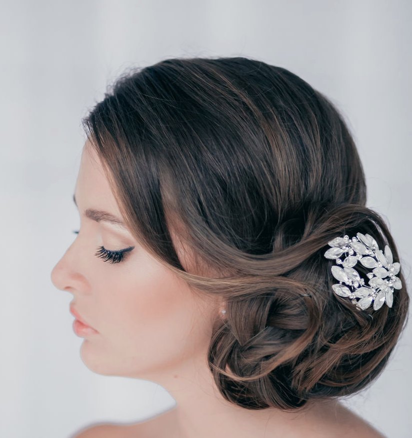 Hairstyle Wedding 2014: (New!) Lasted Wedding Hairstyles For Inspiration