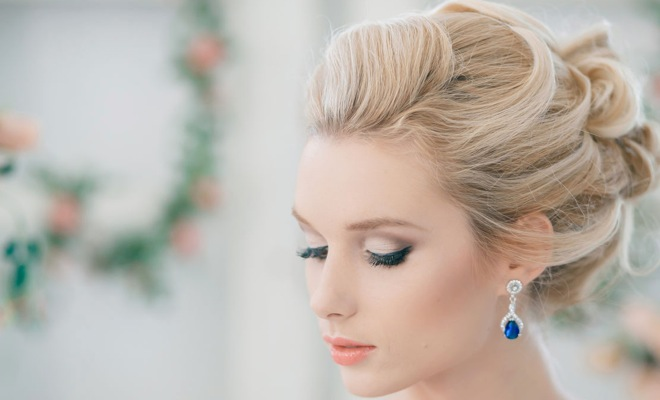 Hairstyle Wedding 2014: Classy And Timeless Wedding Hairstyles From Elstile