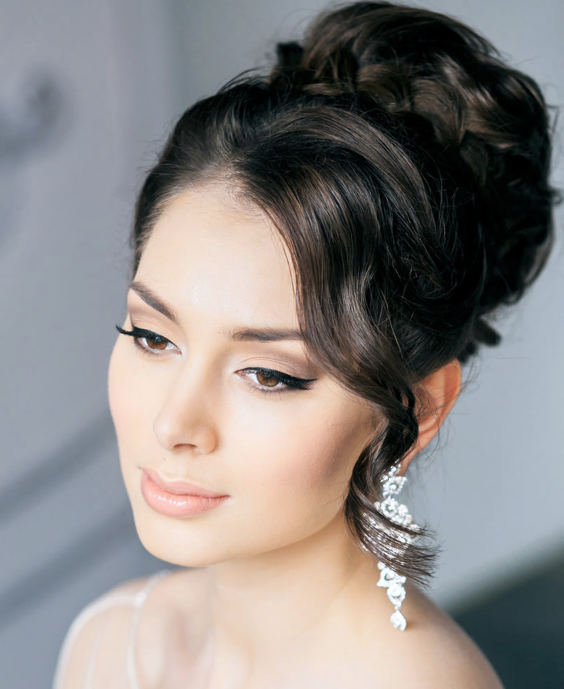 different wedding hair styles 30 creative and unique wedding hairstyle ideas modwedding 28040